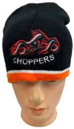 48 Units of Choppers Winter Beanie Hat - Winter Beanie Hats