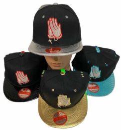 24 Units of Snapback Baseball Cap Pray - Baseball Caps & Snap Backs