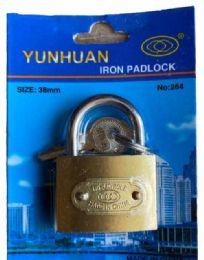 72 Units of Padlock with extra keys - Padlocks and Combination Locks
