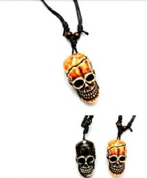 120 Units of Skull Necklace - Necklace