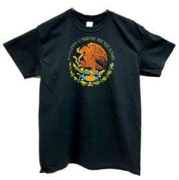 12 Units of Mexico Style T Shirt - Mens T-Shirts