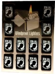24 Units of Refillable Lighters - Lighters