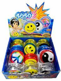 96 Units of YOYO Mix styles. - Fidget Spinners
