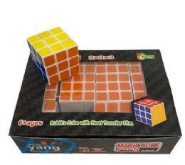 96 Units of Magic Cube - Fidget Spinners