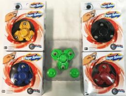 60 Units of Changeable Center Fidget Spinner - Fidget Spinners