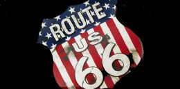 24 Units of Route US 66 Flag - Signs & Flags