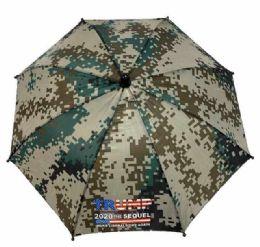 36 Units of Camo Trump Sequel Umbrella Hat - Umbrellas & Rain Gear