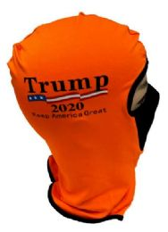 24 Units of Neon Color Trump Face Cover - Face Mask