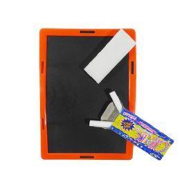 36 Units of Chalkboard 3 Piece Set - Chalk,Chalkboards,Crayons