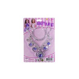 24 Units of Jewelry Play Set - Girls Toys