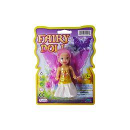 48 Units of Mini Fairy Doll - Dolls
