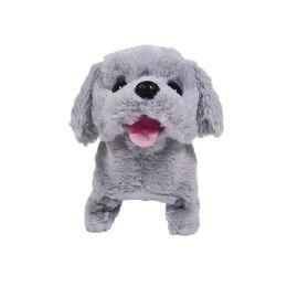 24 Units of Plush Walking Dog With Sound - Plush Toys