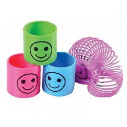 480 Units of Mini Smile Magic Springs - Party Favors
