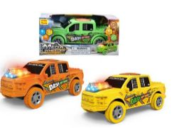 36 Units of Pickup Truck With Light And Sound - Cars, Planes, Trains & Bikes