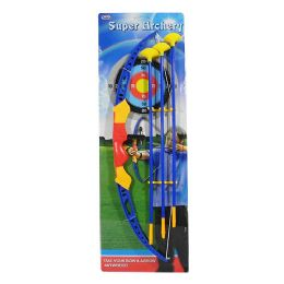 12 Units of Super Archery Set - Toy Weapons