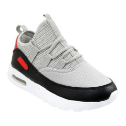12 Units of Men's Casual Sneakers In White - Men's Sneakers