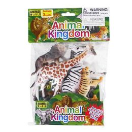 12 Units of Animal World Safari - Animals & Reptiles