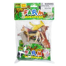 24 Units of Animal World Farm - Animals & Reptiles