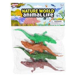 48 Units of Nature World Alligators - Animals & Reptiles