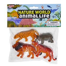48 Units of Nature World Safari - Animals & Reptiles