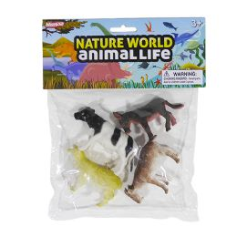 48 Units of Nature World Farm - Animals & Reptiles