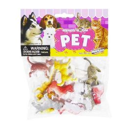 48 Units of Nature World Mini Dogs And Cats - Animals & Reptiles