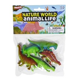 48 Units of Nature World Baby Dinosaurs - Animals & Reptiles