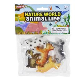 48 Units of Nature World Baby Dogs - Animals & Reptiles