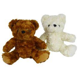 72 Units of Plush Natural Bear - Plush Toys