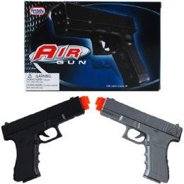 96 Units of TOY PELLET GUN IN COLOR BOX - Toy Weapons