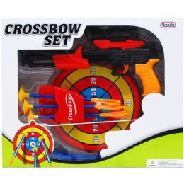 16 Units of CROSSBOW PLAY SET - Darts & Archery Sets