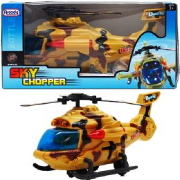 24 Units of Bump And Go Chopper With Light And Sound - Cars, Planes, Trains & Bikes