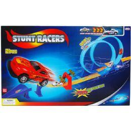 12 Units of Multi Loop Track Set - Cars, Planes, Trains & Bikes