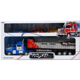 12 Units of Container With Cars - Cars, Planes, Trains & Bikes