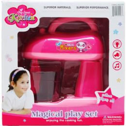 12 Units of Toy With Mixer With Light And Sound - Light Up Toys