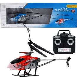 4 Units of Remote Control Helicopter In Window Box - Cars, Planes, Trains & Bikes