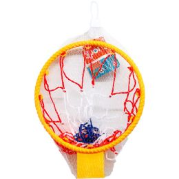 72 Units of BASKETBALL RIM WITH DEFLATED BALL - Sports Toys