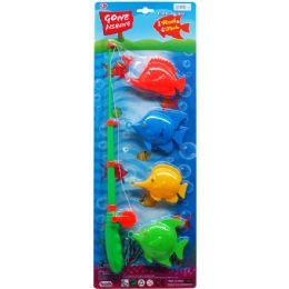24 Units of GONE FISHIN PLAY SET - Light Up Toys