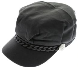 36 Units of Military Cap Brim Chain Crest Button One Size Fits Most - Fedoras, Driver Caps & Visor