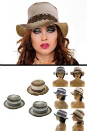 36 Units of Straw Hat Grosgrain Ribbon One Size Fits Most - Fedoras, Driver Caps & Visor