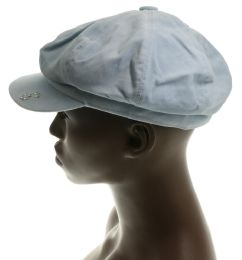 36 Units of Letter S Baker Boy Hat - Fedoras, Driver Caps & Visor