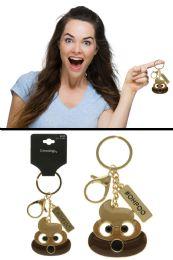 96 Units of Emoji Key Chain - Key Chains
