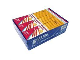 9 Units of 144ct Pre Sharpened Pencils - Pens & Pencils