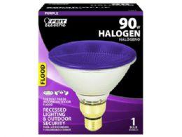 36 Units of Feit PAR38 90W Blue Halogen Reflector Light Bulb - Lightbulbs