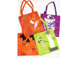 72 Units of Trick or Treat Meter Bag - Gift Bags Assorted