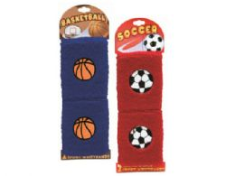 108 Units of Soccer Wristband Set - Workout Gear