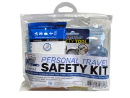36 Units of Personal Travel Safety Kit - Personal Care Items