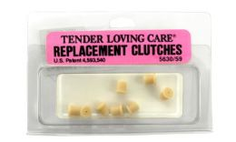 96 Units of Jewelry Replacement Clutches - Jewelry Cords