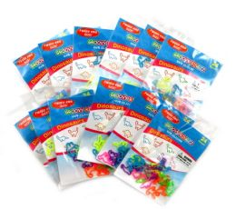 192 Units of Dinosaur Shaped Ring Silly Bands - Rings