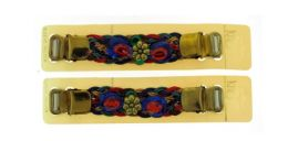 96 Units of Sweater Clip With Multi Color Beads - Womens Sweaters & Cardigan